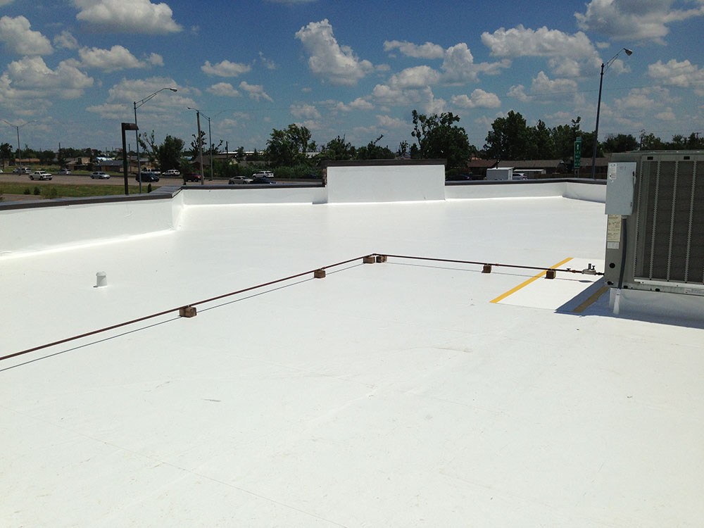 Robbins Roofing Oklahoma City - roof safety