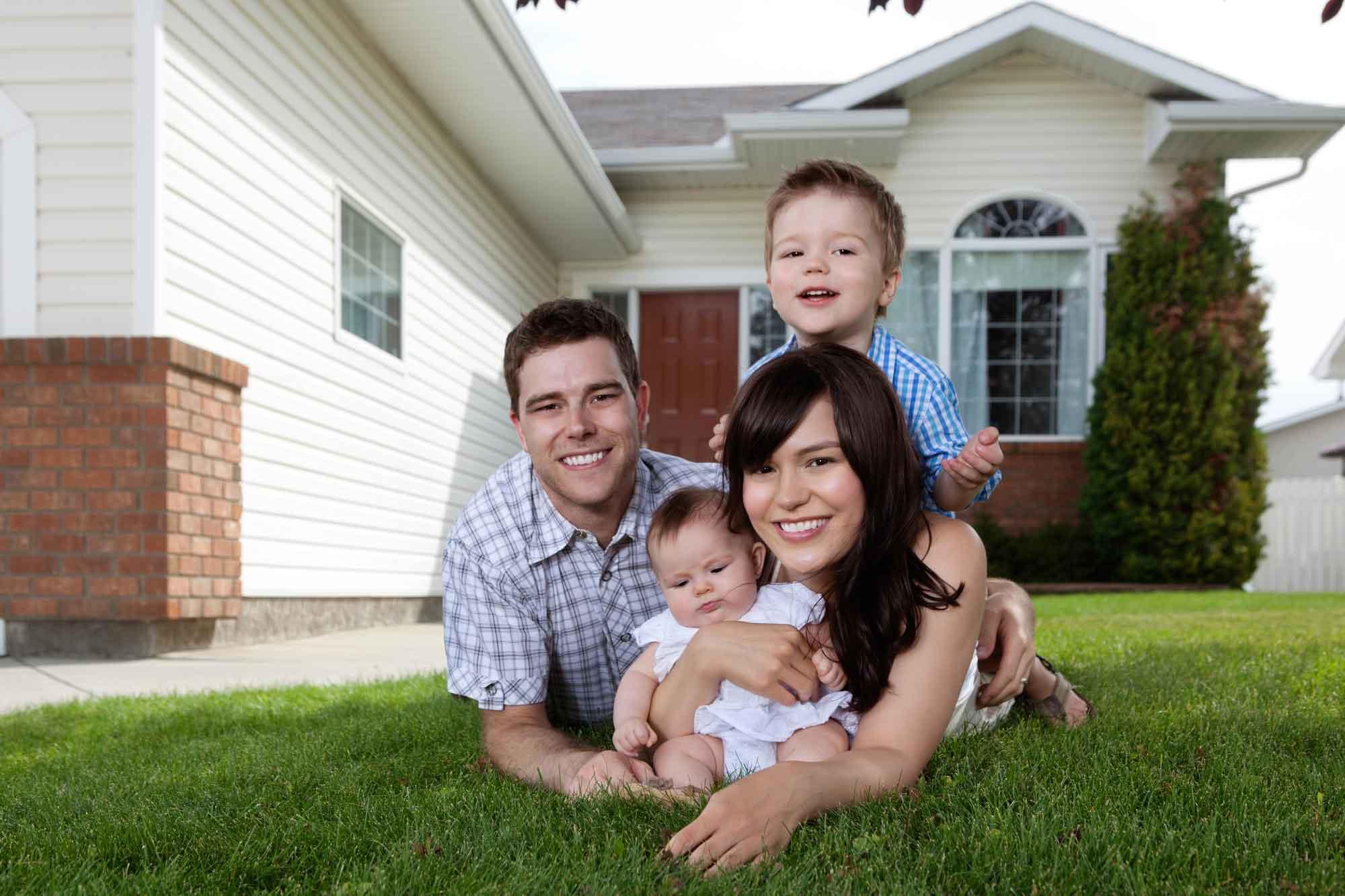 Robbins Roofing Oklahoma City - family