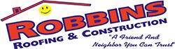 Robbins Roofing & Construction Logo